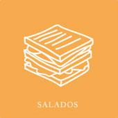 salados sin gluten