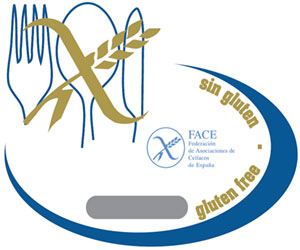 Logotipo restauración colaboración con la FACE