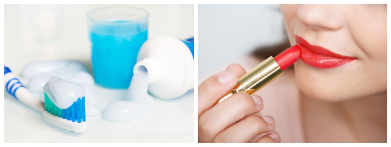 Ejemplos cosméticos que debería ser sin gluten