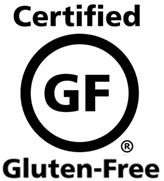 sello Gluten free Certification Organization