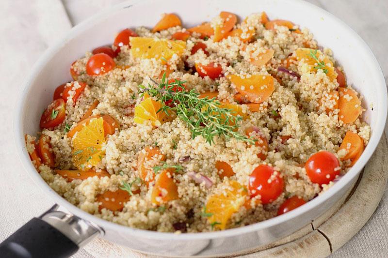 La quinoa, el complemento perfecto para tus comidas