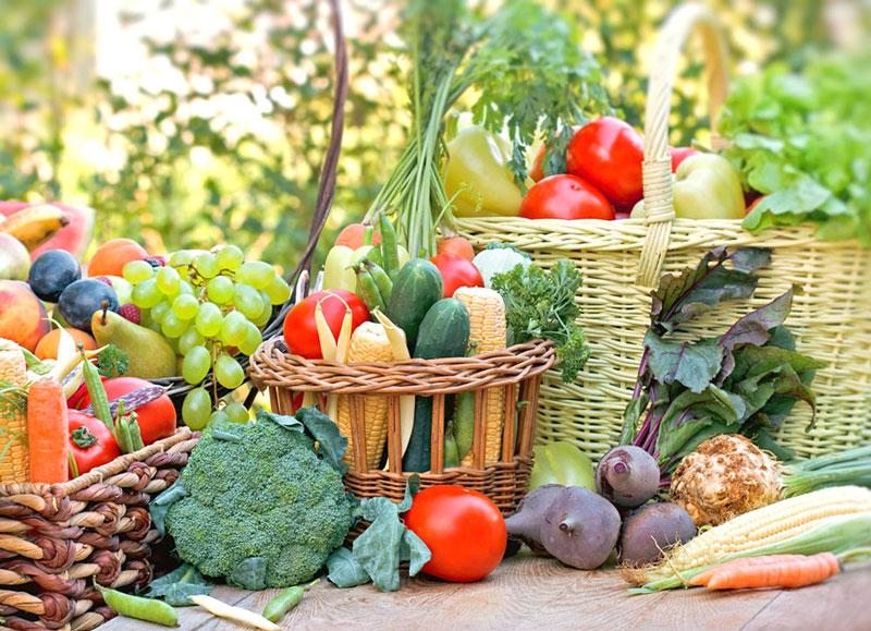 Razones por las que debes consumir frutas y hortalizas