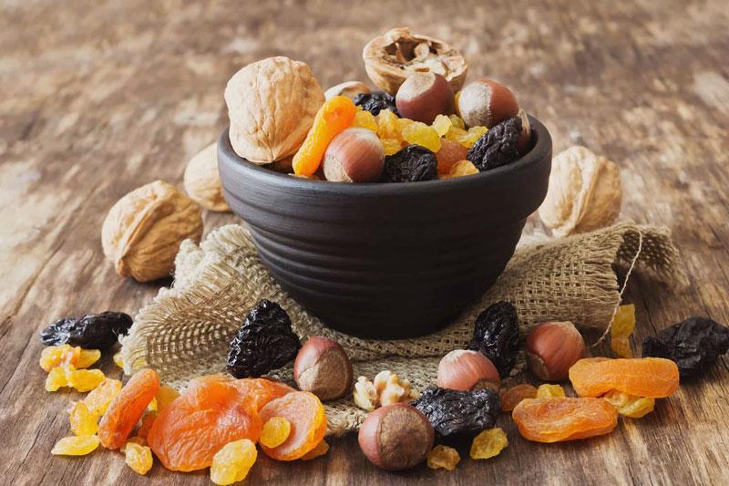 ¿A qué nos referimos cuando hablamos de frutos desecados?