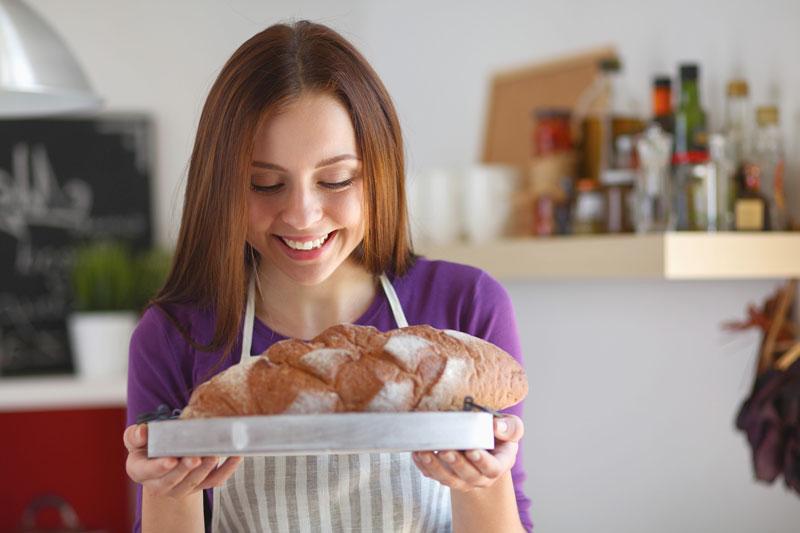 Hacerte el pan a tu medida con las panificadoras