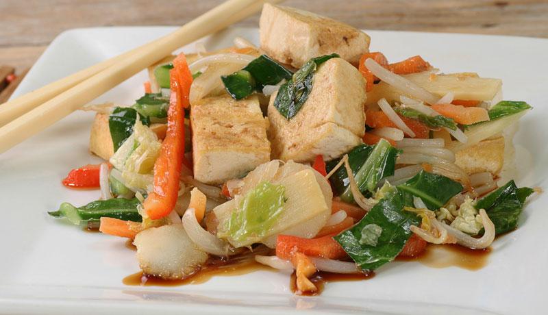 El tofú, un alimento vegetal que tiene cabida en tus elaboraciones culinarias