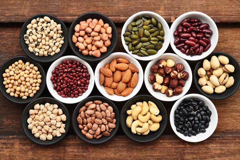 Las legumbres: alimentos idóneos que aportan proteína vegetal