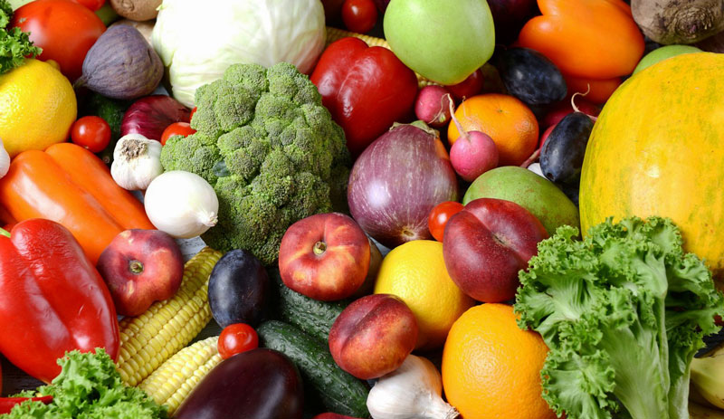 vegetales fitoquímicos