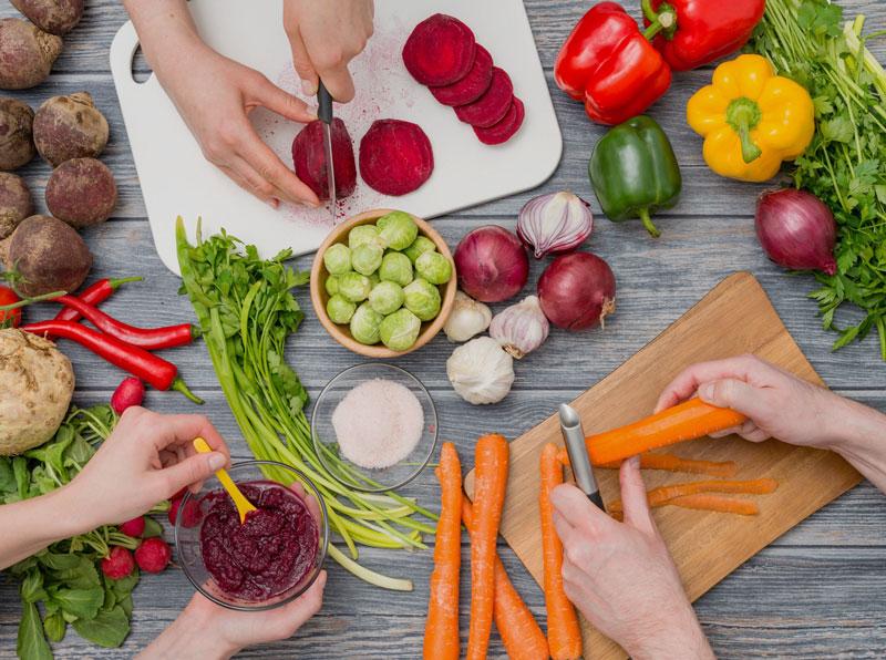 Fitoquímicos, presentes en los alimentos de origen vegetal