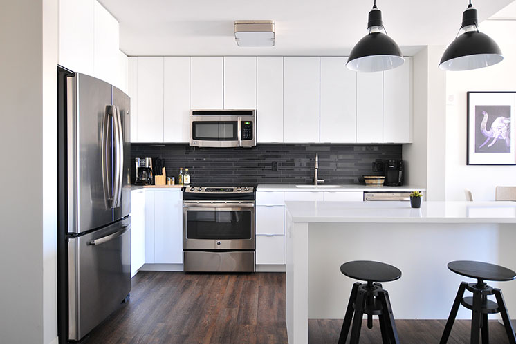Electrodomésticos y utensilios para la cocina de una persona celíaca
